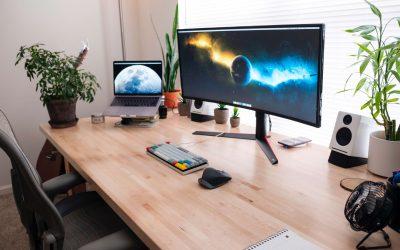 3 Ide Dekorasi Ruang Kerja di Rumah